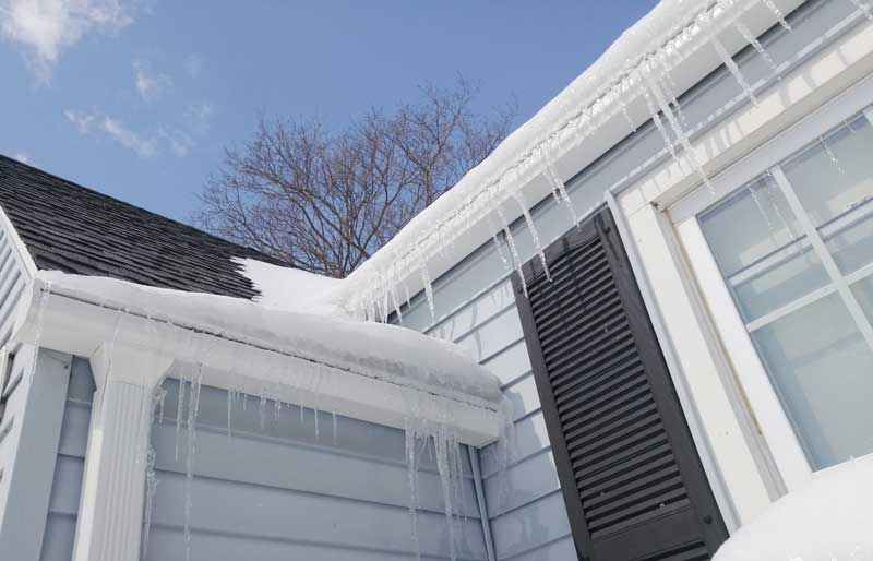 "Featured image for ""Ice Dams – Truths and Common Misconceptions"""